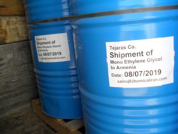 Mono Ethylene Glycol Manufacturer - Iran Leading MEG exporter